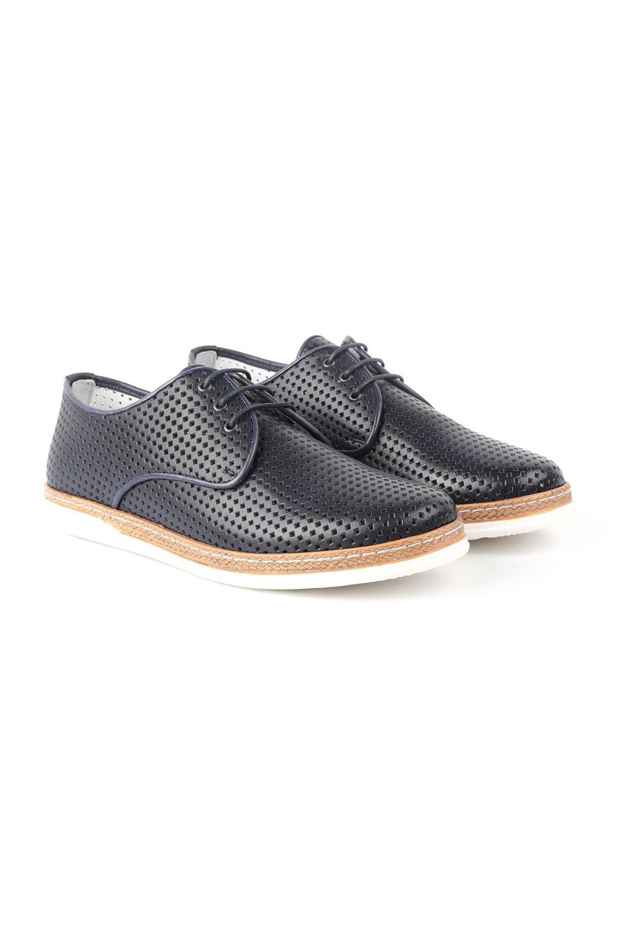 Libero L3609 Siyah Casual Erkek Ayakkabı
