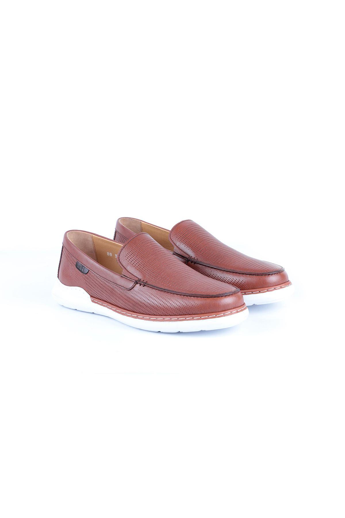Libero L3332 Taba Loafer Erkek Ayakkabı
