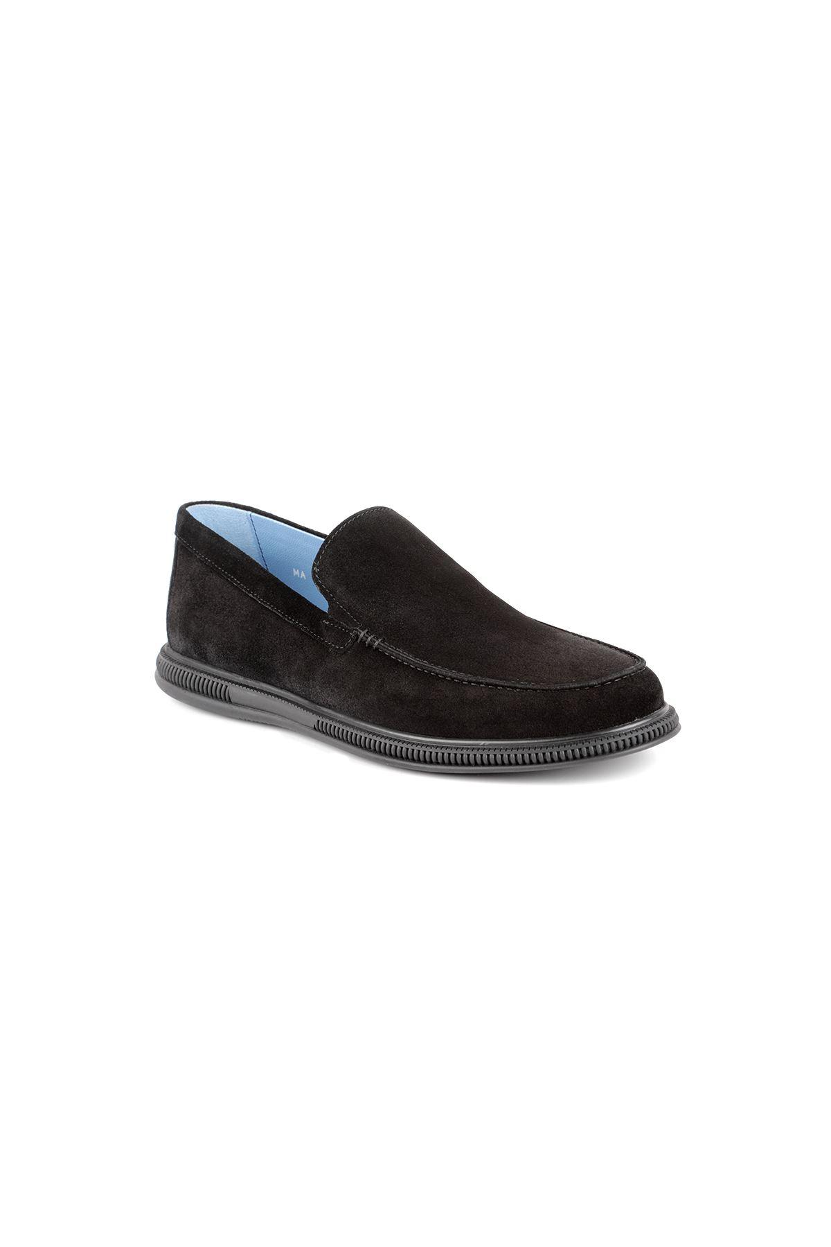 Libero L3635 Siyah Loafer Erkek Ayakkabı