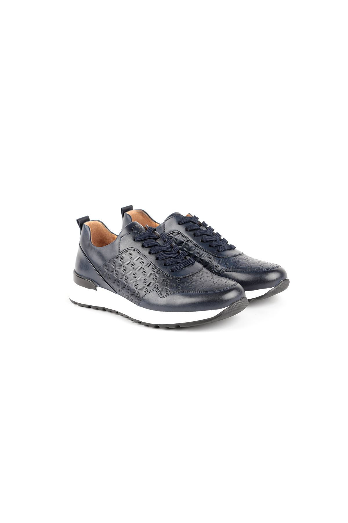 Libero L3752 Navy Blue Sport Men Shoes
