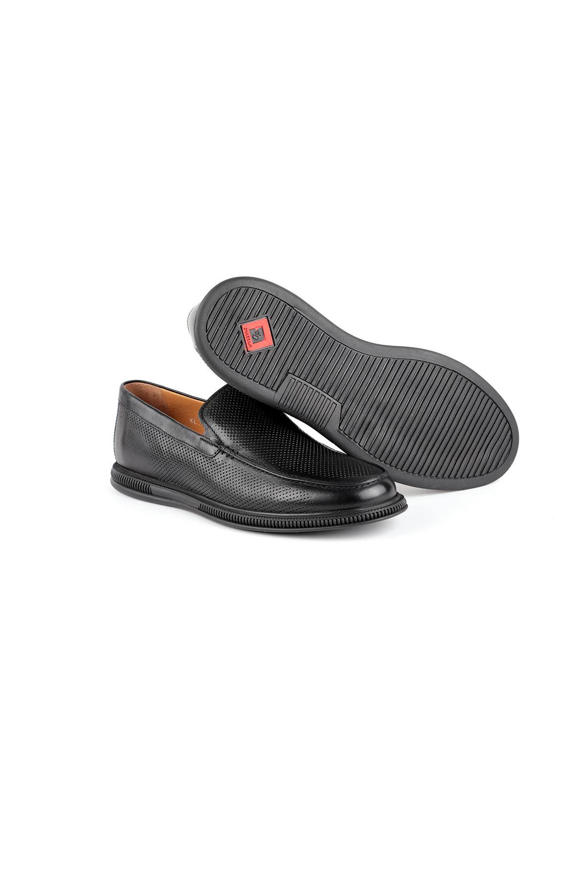 Libero L3788 Siyah Loafer Ayakkabı