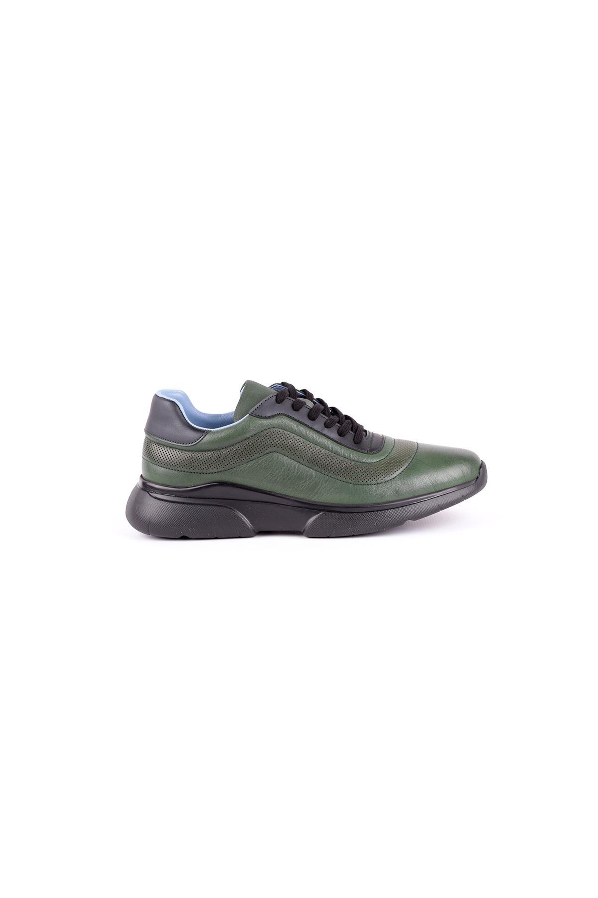 Libero L3774 Green Sport Shoes