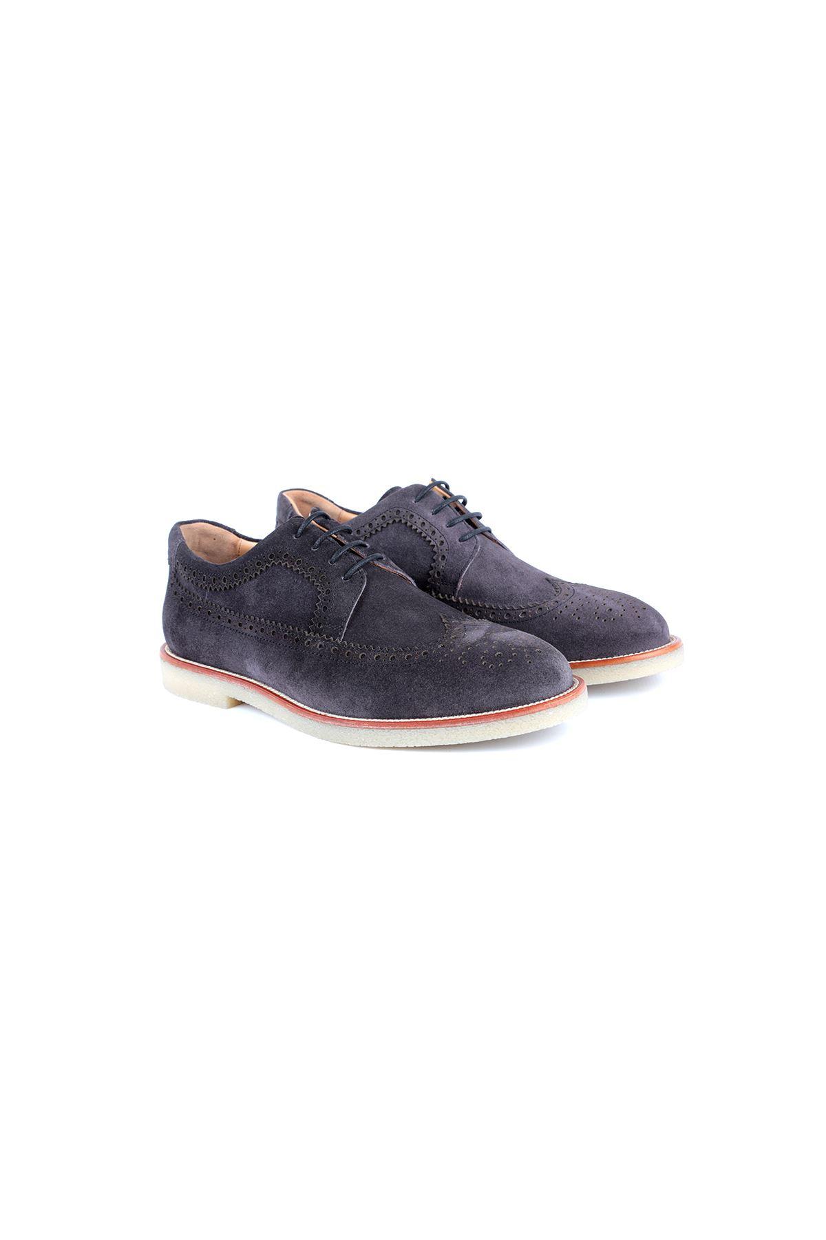 Libero L3743 Antrasit Casual Erkek Ayakkabı