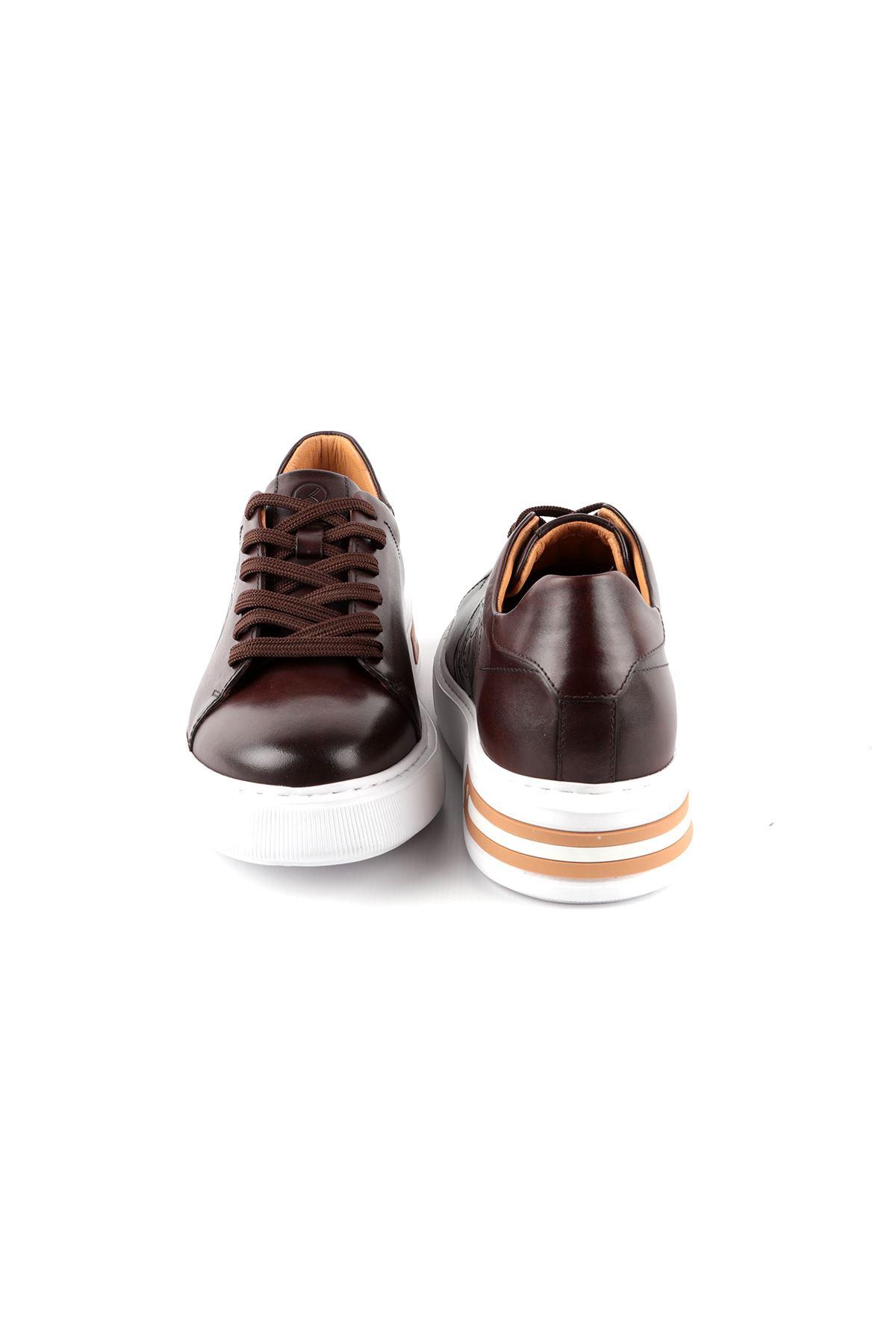 Libero L3785 Erkek Kahve Spor Ayakkabı