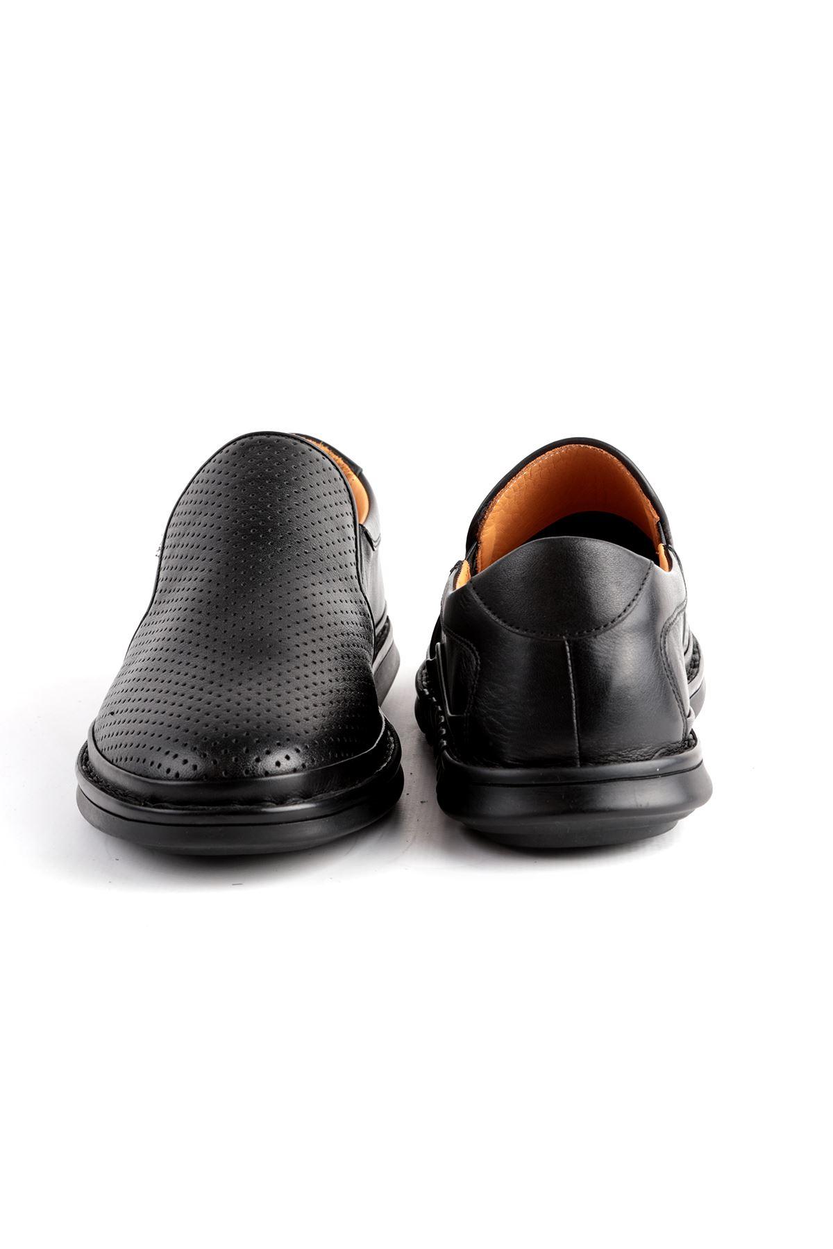 Libero L3760 Siyah Loafer Ayakkabı