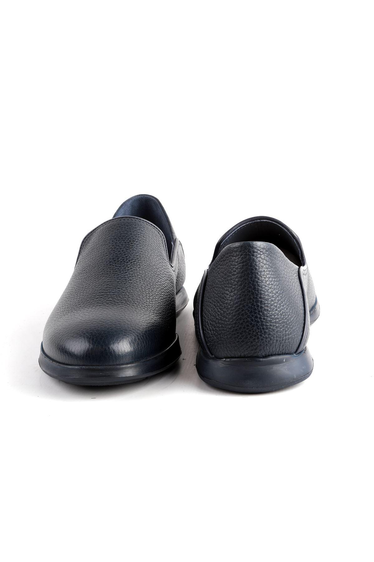 Libero L3782 Lacivert Loafer Ayakkabı