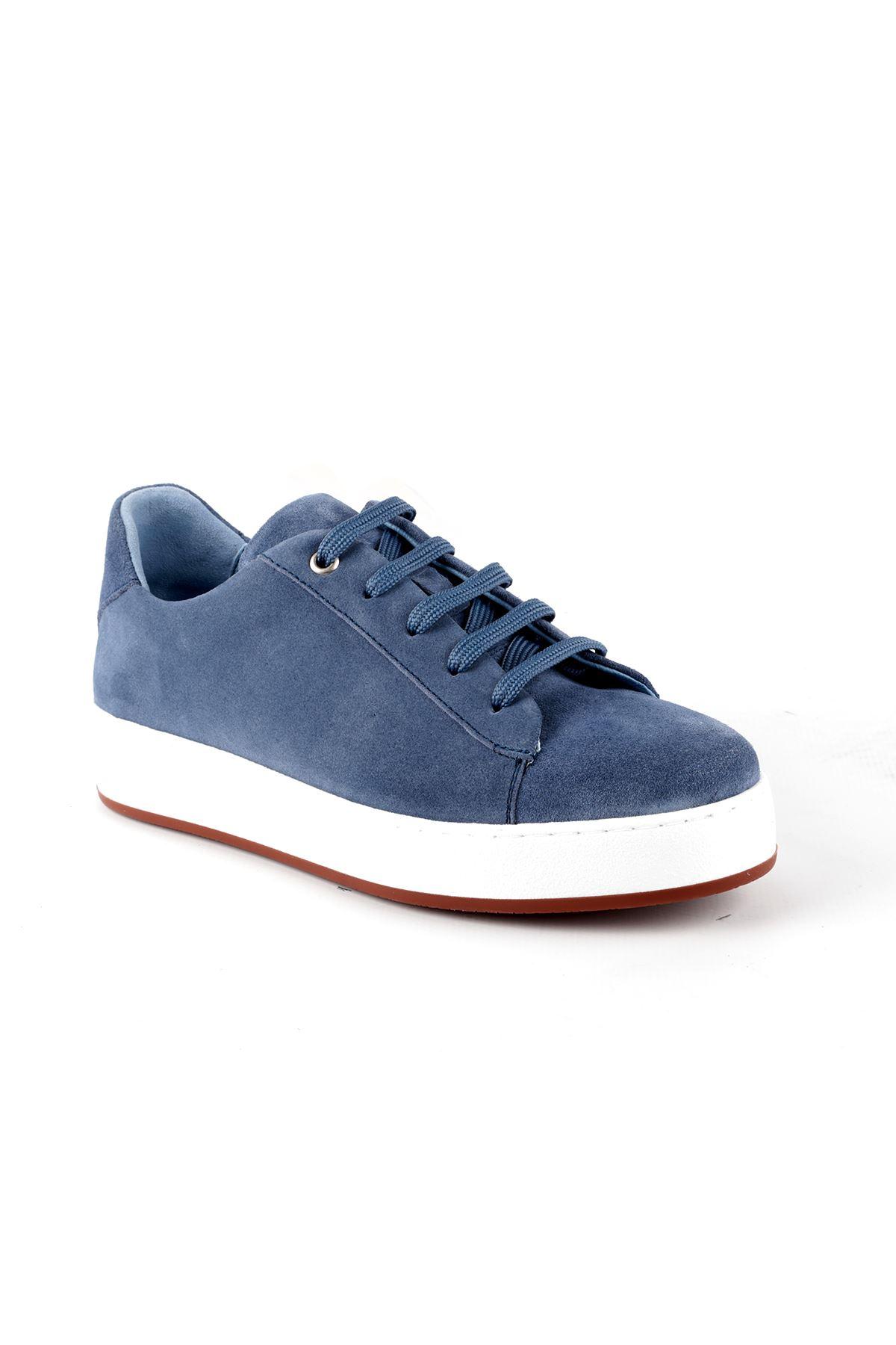 Libero Dİ2026 Mavı Kadın Spor Ayakkabı
