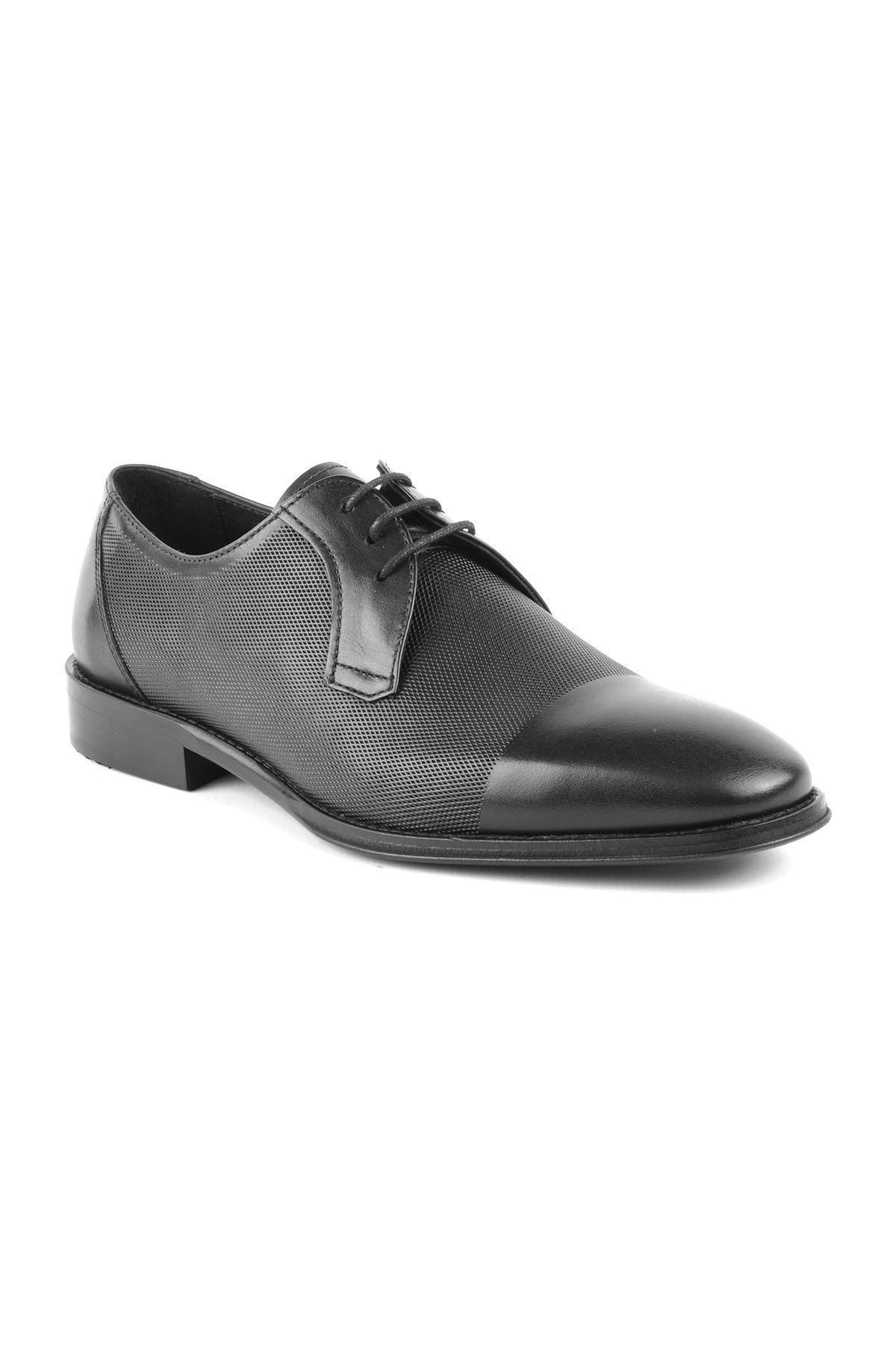 Libero L3623 Siyah Klasik Erkek Ayakkabı