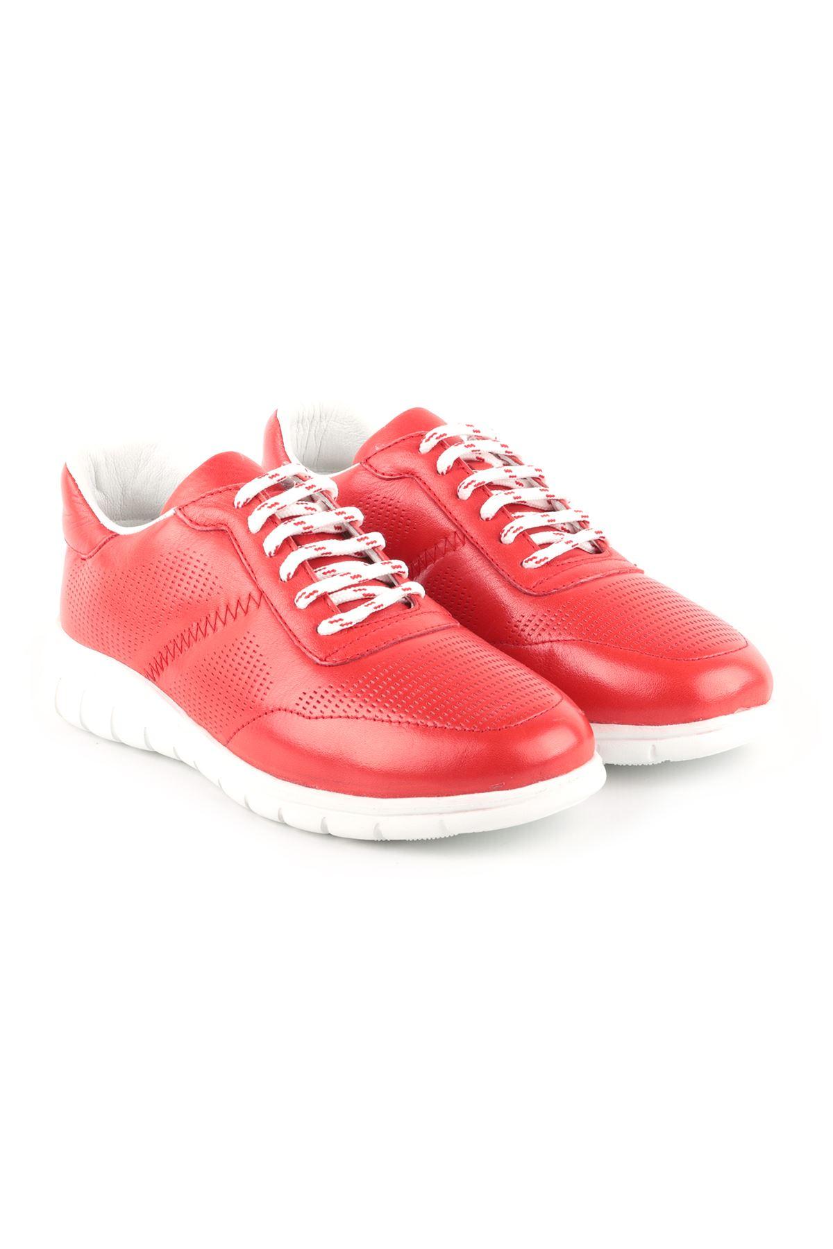 Libero LZ3414 Kırmızı Spor Ayakkabı