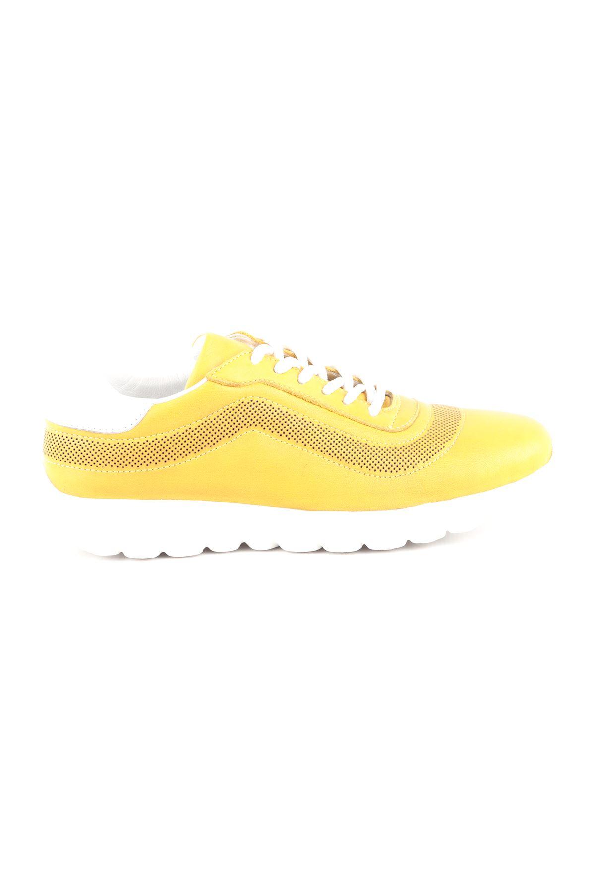 Libero Dİ3777 Sarı Spor Ayakkabı